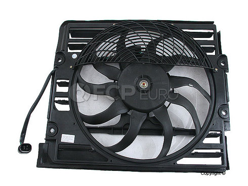 BMW A/C Condenser Fan - ACM 64548380774