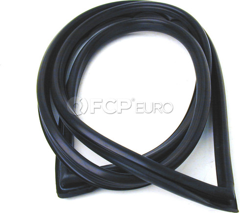 BMW Rear Window Seal (E30) - Uro 51311913888