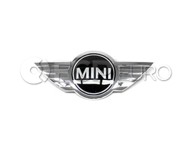 Mini Cooper Hood Emblem (R50 R52) - Genuine Mini 51147026184