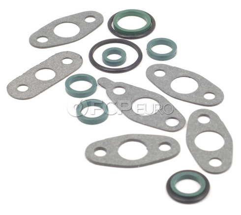 Volvo Oil Sump O-Ring Kit - Victor Reinz 30750783