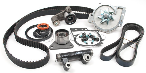 Volvo Timing Belt and Water Pump Kit - GMB TBKIT270WP