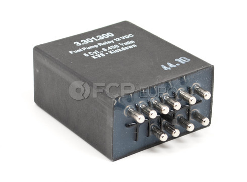 Mercedes Fuel Pump Relay 10 Pins - KAE 0035452405