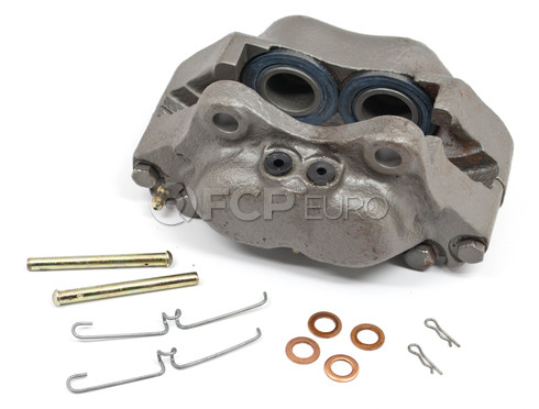 Volvo Brake Caliper Front Right (Solid Rotors) - Cardone Semi Loaded 19-630