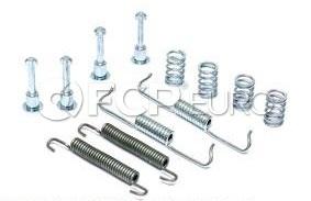 BMW Parking Brake Hardware Kit - Ate (OEM) 34410038346
