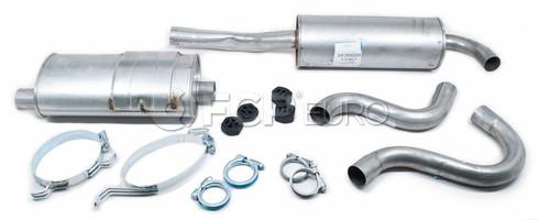 Volvo Exhaust System Muffler Kit (940 Turbo) Starla
