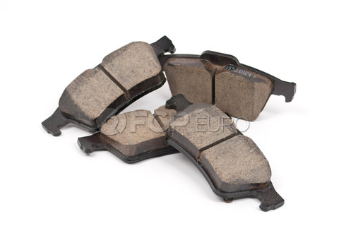 Brake Pads Rear - Akebono EUR973
