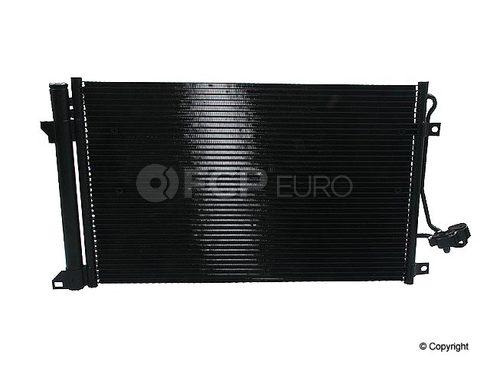 Audi Volkswagen A/C Condenser (Q7 Touareg) - Nissens 4L0260401A