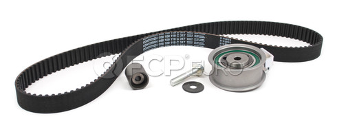 Audi VW Volkswagen Timing Belt Kit 3 Piece (A4 Passat) - AudiA418tbkit3pieceATW
