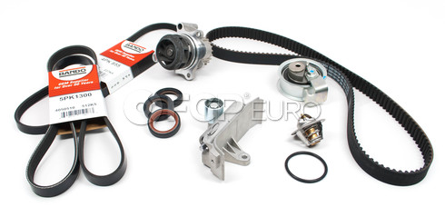 Audi Timing Belt Kit (A4 A4 Quattro 1.8 Turbo AWM) - AWMTBKIT2