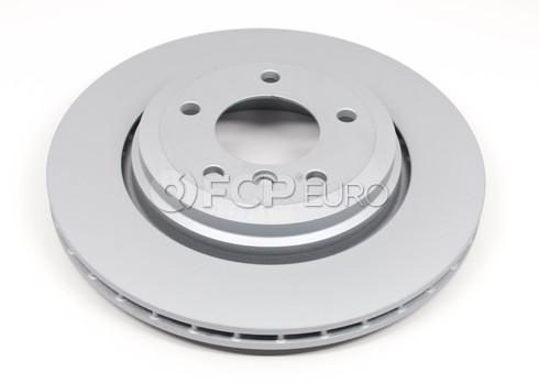 BMW Brake Disc Rear - Zimmermann 34216864052