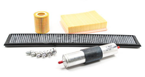 BMW Tune Up and Filters Kit (E46) - E46TUNEKIT1