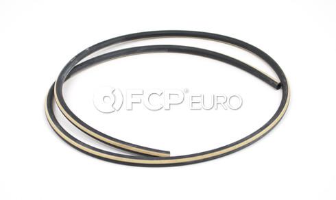 BMW Vacuum Hose Silicone (White With Black Stripe) - CRP 11747797177