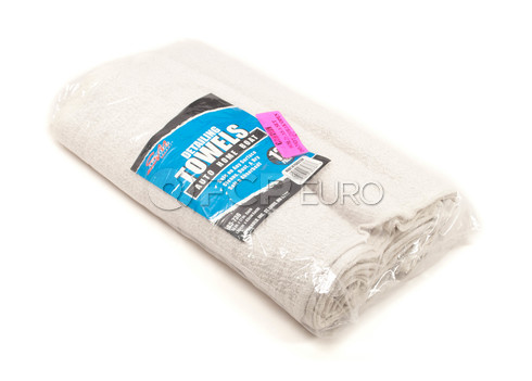 Detailing Towels (12-Pack) - S.M. Arnold 85-736