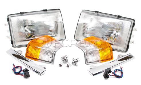 Volvo 240 European E Code Headlights