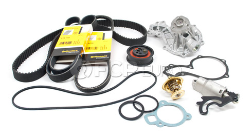 Volkswagen VW Timing Belt Kit 2.0L ABA (Cabrio Golf Jetta Passat) - ABAKIT3