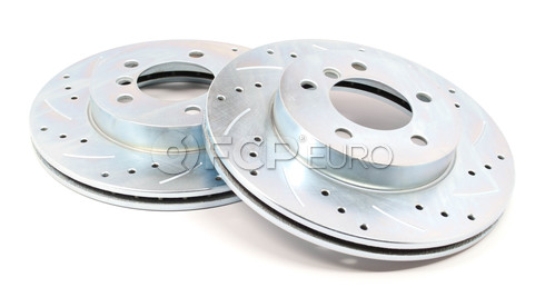BMW Brake Disc Kit Front (E46 Z3 Z4) - FCP Sport RR34048SD