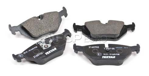 BMW Brake Pads Set Rear (E36 E28 E32 M3 M5 Z3) - Textar 34216761239