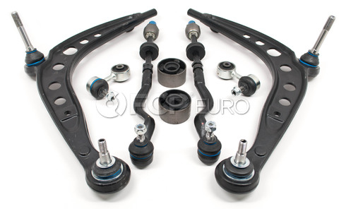 BMW Control Arm Kit 8 Piece (E36) - Meyle Heavy Duty E36CAKITMY