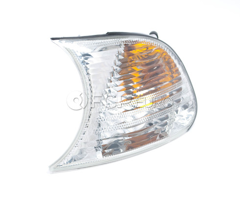BMW Turn Signal Assembly Front Left - Magneti Marelli 63137165857