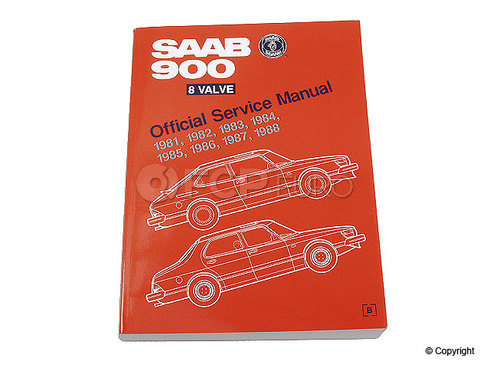 Saab Repair Manual (900) - Bentley S988