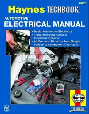 Haynes Repair Manual (Automotive Electrical) - Haynes HAY-10420