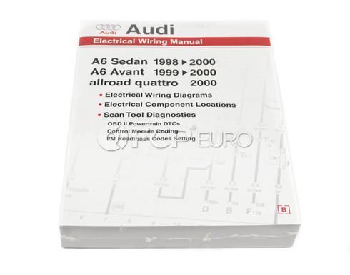 Audi Bentley Electrical Wiring Manual (A6) - Bentley AW61