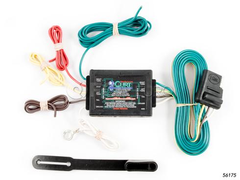 Trailer Wire Converter - Curt Mfg - CURT-56175