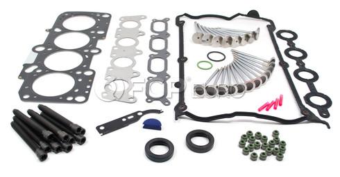 Audi Volkswagen VW Intake Exhaust Head Gasket Set 1.8L - Audi18IntakeHeadKit1