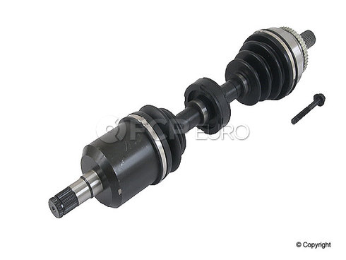 Volvo Axle Shaft Front Left (V70 S60 w/Man Trans) - Empire 80-7833