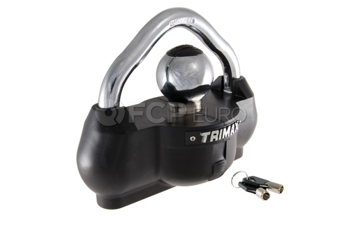 Dual Purpose Trailer Lock (Ballistic Grade Nylon) - CURT-23179