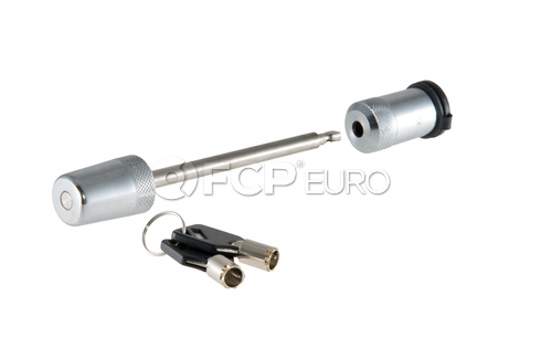 """Coupler Lock Surge Brake Coupler (3 3/8"""" Span) - CURT-23544"""