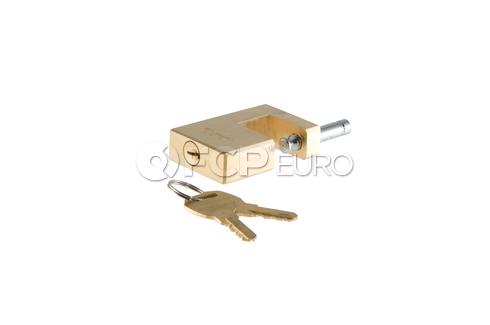 Coupler Lock (Solid Brass) - CURT-23546