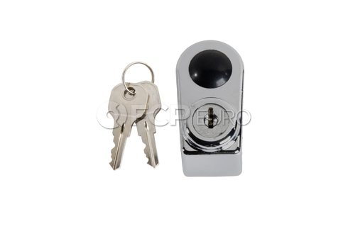 Spare Tire Nut Lock (Chrome) - CURT-23562
