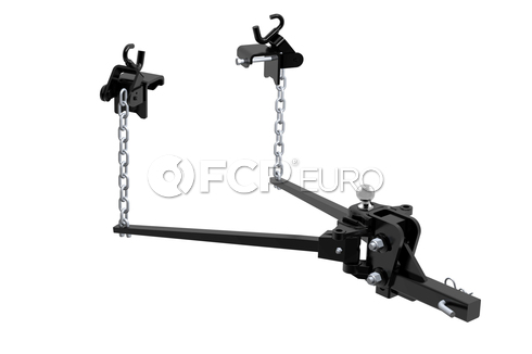 Trunnion Bar Short Arm Weight Distribution Hitch - CURT-17332