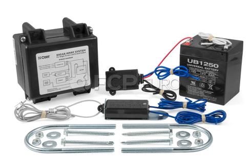 Brake Controls Wiring & Electrical System CURT-52040