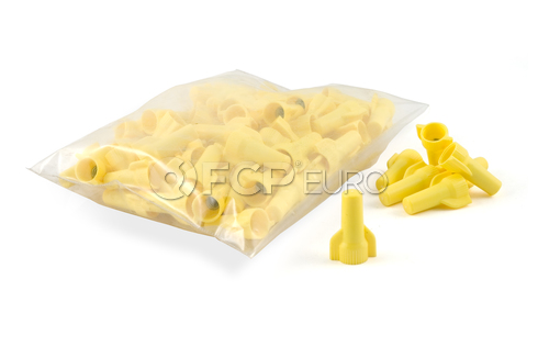 Yellow Wire Nuts - CURT-59901