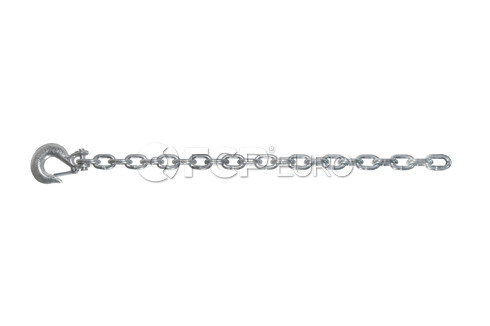 "Safety Chain Assembly (35"" Long) - CURT-80315"