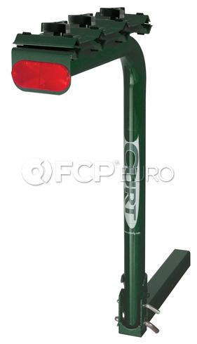 CURT Custom Color Bike Rack (Dark Green) - CURT-1801906