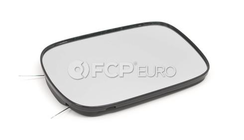 Volvo Mirror Glass Left (XC70 XC90) - Genuine 8650152