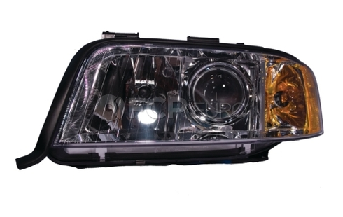 Audi Headlight Assembly Left (A6 A6 Quattro) - Hella 4B0941003BM