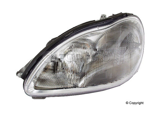 Mercedes Headlight Assembly Left (S430 S500 S55 S600) - Hella 2208201161