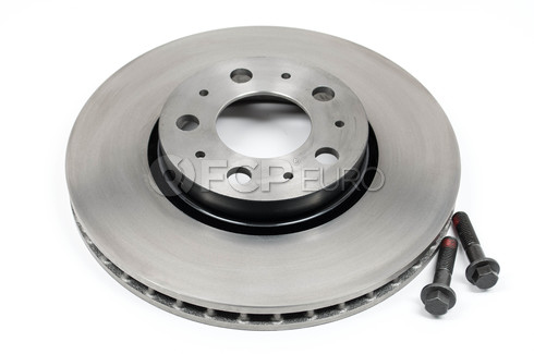 "Volvo Brake Disc Front 11"" (S60 S80 V70 XC70) - Genuine 31262706OE"