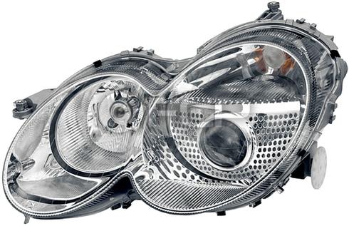 Mercedes Headlight Assembly Left - Hella 2308200559