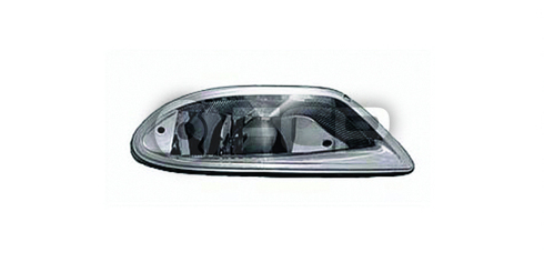 Mercedes Fog Light Assembly Right(ML350 ML500 ML320) - Hella 1638200428