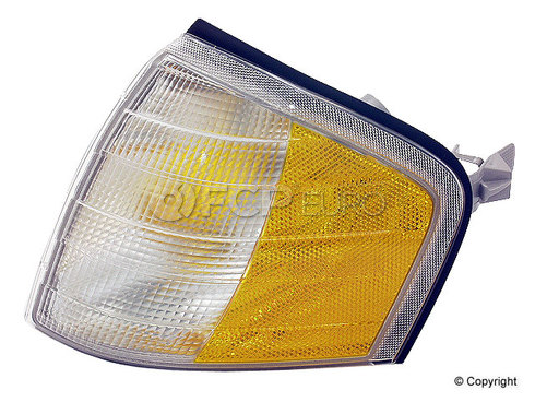 Mercedes Turn Signal Assembly Left - Hella 2028261143