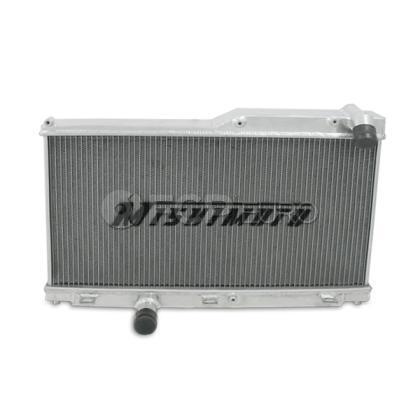 Mishimoto Universal Radiator 25x16x3 Inches Aluminum Radiator - MMRAD-UNI-25