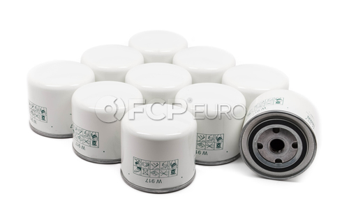 Volvo Oil Filters Case of 10 - Mann W917
