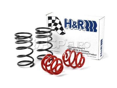 BMW Lowering Springs (M3 E36) - H&R Sport 29910