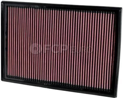 BMW Drop-In High-Flow Air Filter (X5) - K&N 33-2406