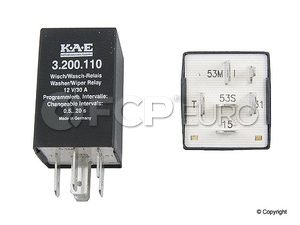 Volkswagen Pulse Wiper Relay - KAE 3B0955531K
